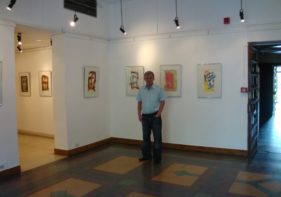 New Delhi exhibition 2009